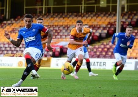 Bóng đá - Glasgow Rangers vs Motherwell FC 21h ngày 19/9