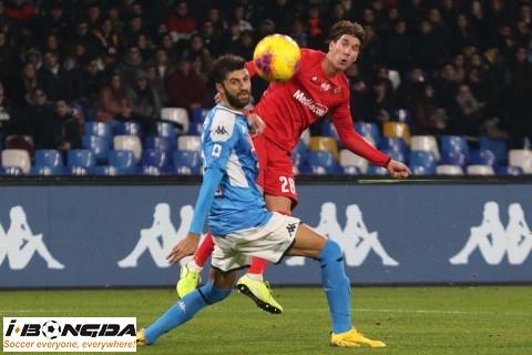 Đội hình Napoli vs Fiorentina 18h30 ngày 17/1