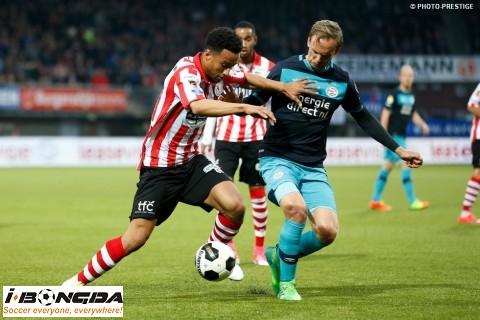Bóng đá - Sparta Rotterdam vs PSV Eindhoven 0h45 ngày 17/1