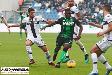 Nhận định dự đoán US Sassuolo Calcio vs Parma 21h ngày 17/1