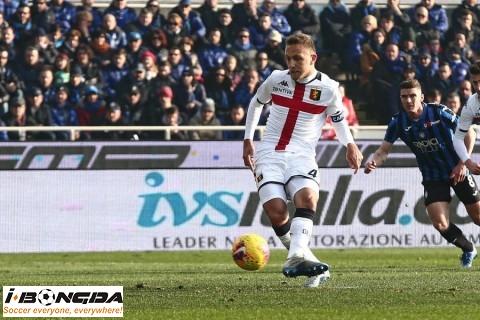 Đội hình Atalanta vs Genoa 0h ngày 18/1