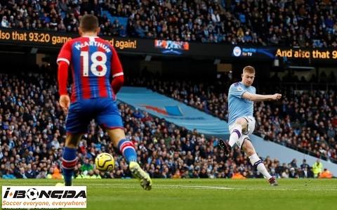 Đội hình Manchester City vs Crystal Palace 2h15 ngày 18/1