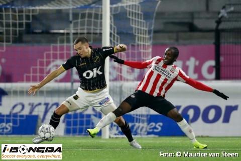 Bóng đá - Jong PSV Eindhoven vs NAC Breda 3h ngày 19/1