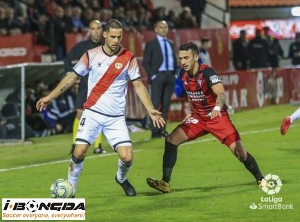 Bóng đá - CD Mirandes vs Rayo Vallecano 1h ngày 20/1
