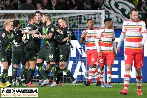 Bóng đá - Wolfsburg vs Mainz 05 20h30 ngày 22/5