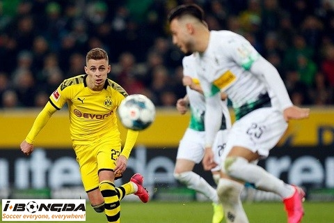 Bóng đá - Monchengladbach vs Borussia Dortmund 23h30 ngày 25/9