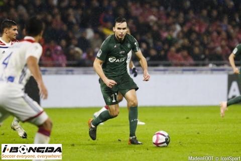 Đội hình Saint-Etienne vs Lyon 2h ngày 4/10