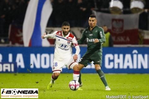 Phân tích Saint-Etienne vs Lyon 2h ngày 4/10