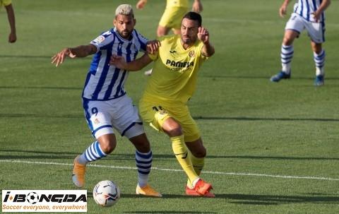 Bóng đá - Villarreal vs Real Sociedad 3h ngày 31/1