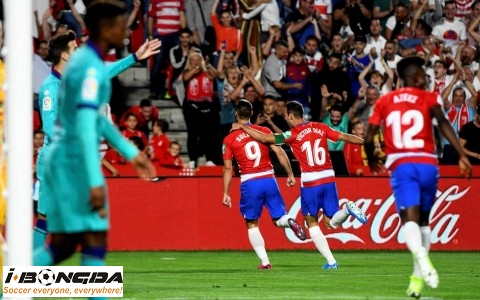 Bóng đá - Barcelona vs Granada 2h ngày 21/9