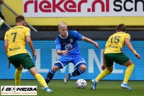 Bóng đá - Fortuna Sittard vs Heracles Almelo 2h ngày 6/2