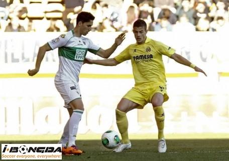 Bóng đá - Elche vs Villarreal 0h30 ngày 7/2