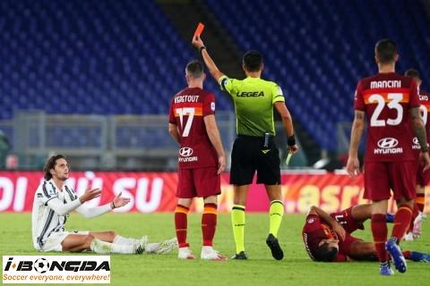 Juventus vs AS Roma 18/10/2021 01h45