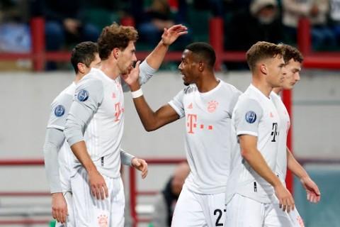 Bóng đá - Al Ahly vs Bayern Munich 1h ngày 9/2