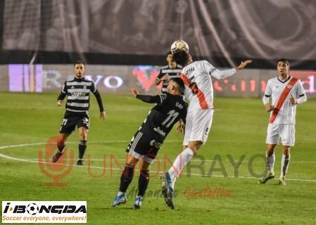 Bóng đá - Cartagena vs Rayo Vallecano 22h ngày 13/2