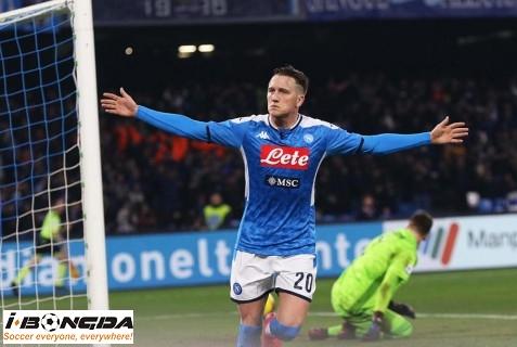Đội hình Napoli vs Juventus 0h ngày 14/2