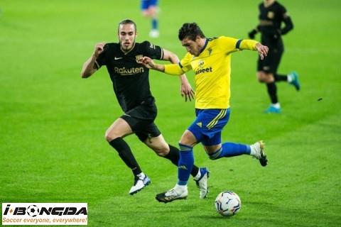 Bóng đá - Cadiz vs Barcelona 24/09/2021 03h00