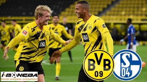 Nhận định dự đoán Schalke 04 vs Borussia Dortmund 0h30 ngày 21/2
