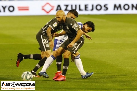 Nhận định dự đoán Zaragoza vs Alcorcon 3h ngày 23/2