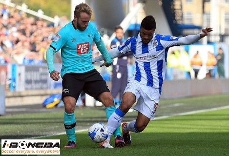 Đội hình Derby County vs Huddersfield Town 2h ngày 24/2