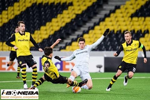 Bayer Leverkusen vs Young Boys 3h ngày 26/2