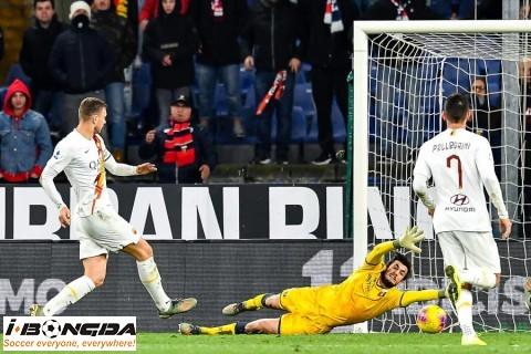 AS Roma vs Genoa 18h30 ngày 7/3