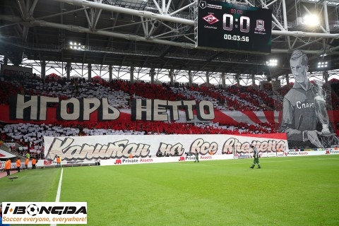 Spartak Moscow vs Krasnodar FK 22h59 ngày 7/3