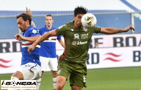 Sampdoria vs Cagliari 0h ngày 8/3