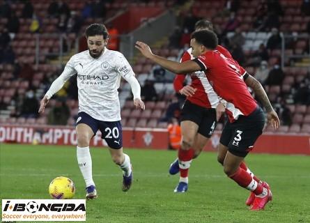 Bóng đá - Manchester City vs Southampton 21h ngày 18/9