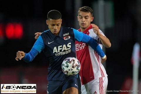 Bóng đá - Jong AZ vs Jong Ajax Amsterdam 1h ngày 19/10