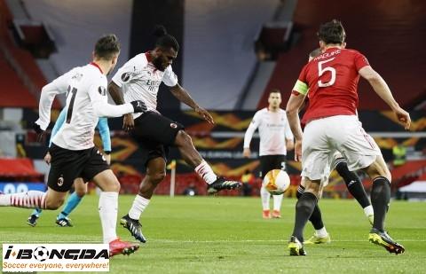 Đội hình AC Milan vs Manchester United 3h ngày 19/3