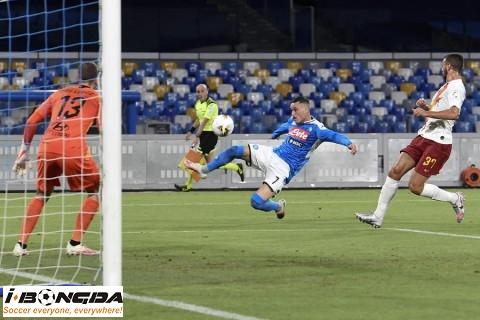 Đội hình AS Roma vs Napoli 2h45 ngày 22/3