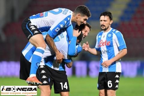 Nhận định dự đoán Napoli vs Crotone 20h ngày 3/4