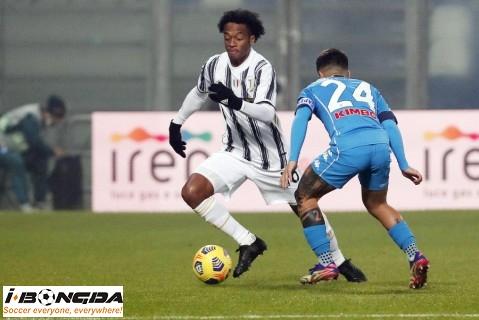 Đội hình Juventus vs Napoli 23h45 ngày 7/4