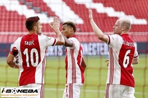 Nhận định dự đoán Ajax Amsterdam vs AS Roma 2h ngày 9/4