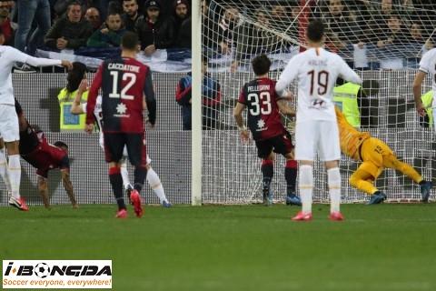 Cagliari vs AS Roma 28/10/2021 01h45