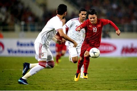 Phân tích United Arab Emirates vs Việt Nam 23h45 ngày 15/6