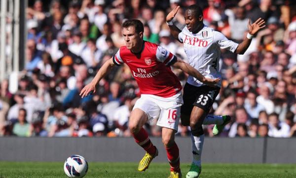 Bóng đá - Arsenal vs Fulham 22h00 ngày 01/01