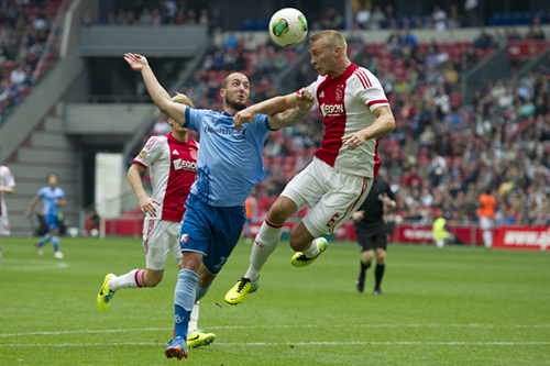 Phân tích Ajax Amsterdam vs Utrecht 23h45 ngày 13/8