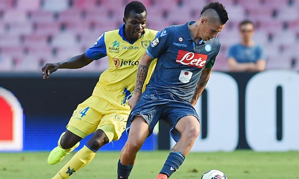 Bóng đá - Chievo vs Napoli 21h00, ngày 01/02