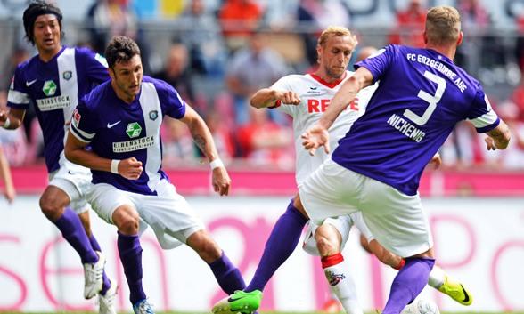 Bóng đá - Erzgebirge Aue vs Koln 19h30 ngày 03/02