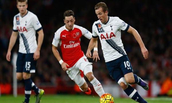 Bóng đá - Tottenham Hotspur vs Arsenal 19h30 ngày 02/03