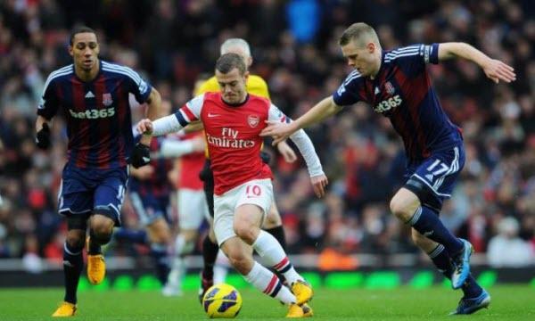 Bóng đá - Arsenal vs Stoke City 19h30, ngày 01/04