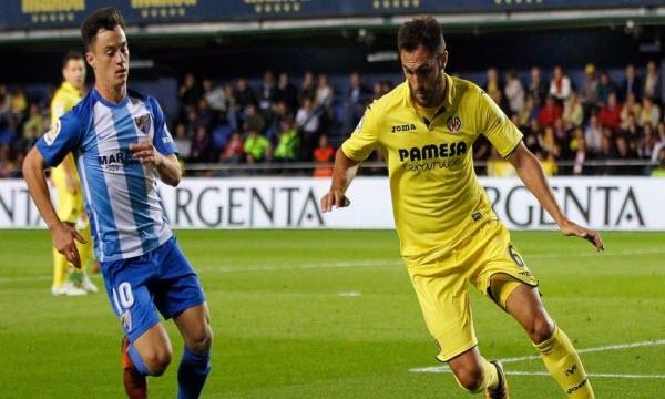 Bóng đá - Malaga vs Villarreal 23h30, ngày 01/04