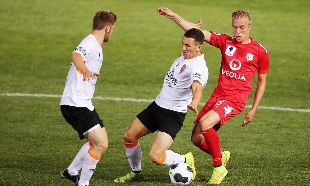8Live nhận định Adelaide United FC vs Brisbane Roar FC 15h50