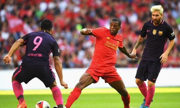 Bóng đá - Barcelona vs Liverpool 02h00 ngày 02/05