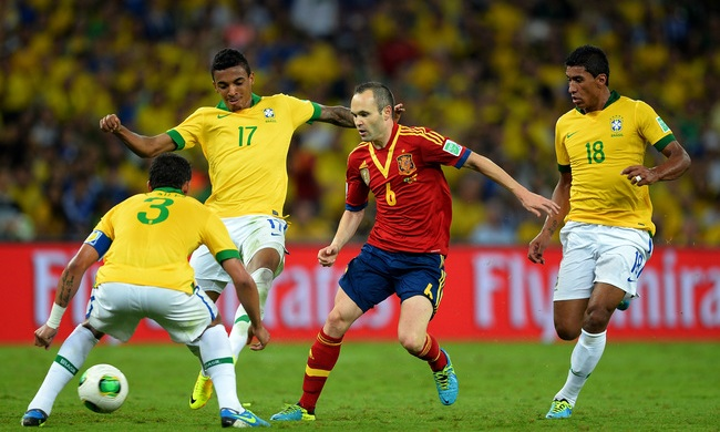 Bóng đá - Đánh giá từng cá nhân sau trận Brazil 3-0 TBN
