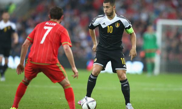 Bóng đá - Thông tin trước trận: Xứ Wales vs Bỉ