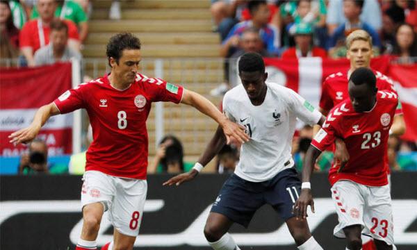 Bóng đá - Croatia vs Đan Mạch 01h00, ngày 02/07