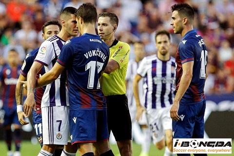 Nhận định dự đoán Valladolid vs Levante 3h ngày 28/11